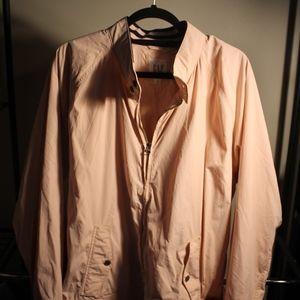 Men's GAP Banded Collar Jacket